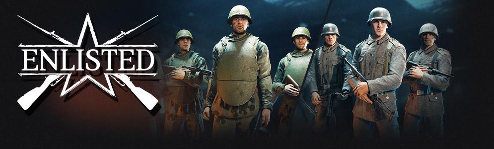 Enlisted — Комплект «Битва за Берлин»